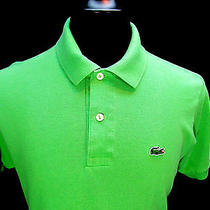 Lacoste Short Sleeve Classic Pique Polosizesmall Photo