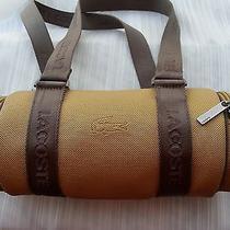 Lacoste Small Barrel Bag Photo