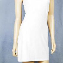 Lacoste Sport Tennis White Dress Size 4 Photo
