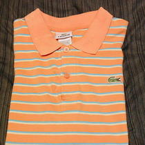 Lacoste Striped Polo Shirt Photo
