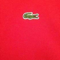 Lacoste Sweatshirt (Red) Photo