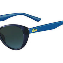 Lacoste Teen  3602 Sunglasses Blue Photo