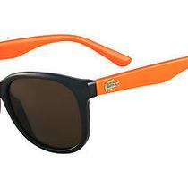 Lacoste Teen  3603 Sunglasses Black Photo