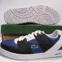 Lacoste Thrill Bright Sport Sneakers Men Shoes Blue 13clm3349-G35 Size 11.5 New Photo