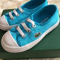 Lacoste Toddler/baby Girl or Boy  Shoes 5.5 Photo