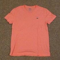 Lacoste v-Neck T-Shirt Photo