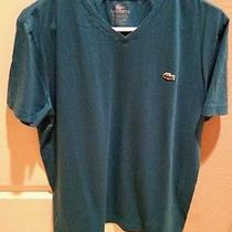 Lacoste v Necks (2 Shirts) Photo
