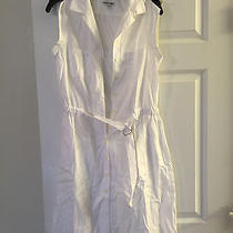 Lacoste White Dress Size S Photo