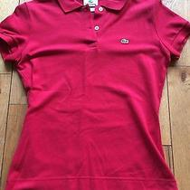 Lacoste Womens Polo Shirt Photo