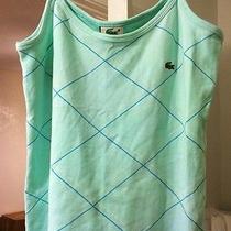 Lacoste Womens Shirt Xl Photo