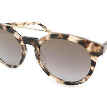 Lacoste Womens Sunglasses Rose Havana / Light Gold Mirror L821s 220 Photo