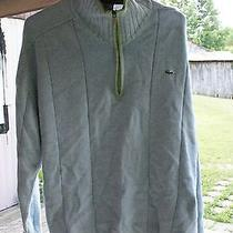 Lacoste Zip Sweater That Is Unique in Every Way and You Will Turn Heads Also Photo