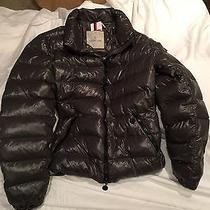 Lacquer Grey Women's Moncler 'Bady' Ski Jacket Size 2 (M)  Photo