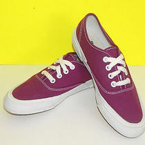 Ladie's Keds Sneakers (Size 5m) Purple/white Photo