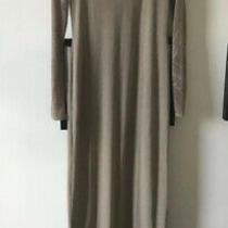 Ladies Acne Studios Long Sleeved Maxi Dress in Uk S 8/10 Photo