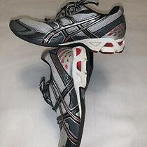 Ladies Asics Gel Sneakers-Size 8  Pre-Owned Vgc Photo