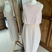 Ladies Asos Dress Size 12 Blush Pink Occasion Dress Worn Once Excellent Photo