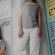 Ladies Avon Heart Pyjamas Size 16 to 18 New Photo