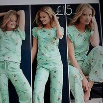 Ladies Avon Pyjamas New Size 16/18 Photo