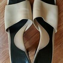 Ladies Bally Slip Ons Mules Size 5us 35.5 Eur  Photo