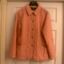 Ladies Barbour Jacket. Baby Pink. Quilted. Short Coat. Country. Uk 14 Photo