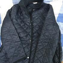 Ladies Barbour Jacket Size 16 Navy Never Worn Photo