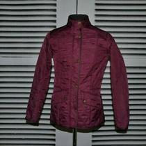 Ladies Barbour Quilt Jacket Size S Uk 8  Photo