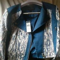 Ladies Bcbg Maxazria Designer Blazer S Photo