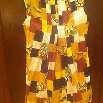 Ladies Beautiful Sleeveless Dress by Grace Elements Size 4 Quick Ship Photo