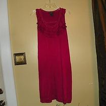 Ladies Beautiful Summer  Dress Size Large Photo