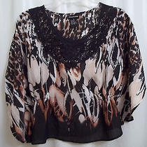 Ladies Blouse by Cotton Express Size Med. Photo