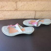 Ladies Born Sandals 7 M Flip Flops Photo