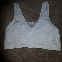 Ladies Bra Crop Top Vest in White Size 3xl Brand New No Tags From Avon Photo
