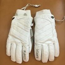 Ladies Burton Ski/snowboard Gloves Size L Photo