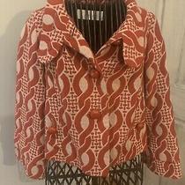 Ladies Cacharel Vtg Blazer & Skirt Suit Size 6-8 Blazer 6-8 Skirt Made in France Photo