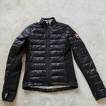 Ladies Canada Goose Hybridge Lite Black Jacket Size Xs 100% Genuine  Photo