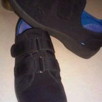 Ladies Casual Shoes Name Brand  Keds Black Sz 7 Nwt Photo