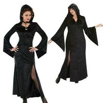 Ladies Christys Dress Up Enchantress Magic Witch Halloween Fancy Costume Outfit Photo