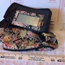 Ladies Clutch Bag With Mirror.  Item  1270 Photo