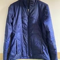 Ladies Columbia Jacket Coat Blue Purple Size Xs Omni-Heat Photo
