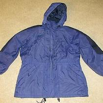 Ladies Columbia Purple Jacket Photo
