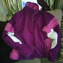 Ladies Columbia Winter Jacket Photo