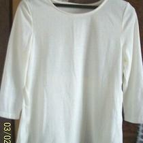 Ladies Cream Top Size 6 - 8 Avon Photo