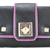 Ladies Designer Purse Women Evening Clutch Bag Leather Gift Boxed Photo