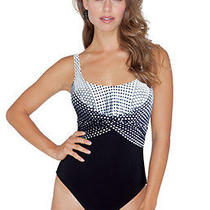 Ladies Dolce Vita One Piece -Profile Gottex Aust 12 Us 8 Uk 10 Euro 38 Photo