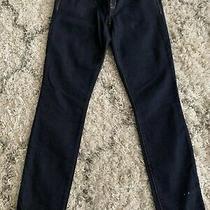 Ladies Gap 1969 Always Skinny Dark Blue Jeans Denim Sz 27 S Nwt  Photo