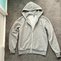 Ladies Grey Zipped Hoodie - Divided by h&m - Size Medium Photo