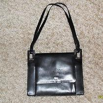 Ladies Gucci Leather Bag Authentic Rare Unique Made in Italy Vgc Photo