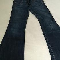 Ladies Hudson Boot Cut Low Rise Jeans Size 28 Photo