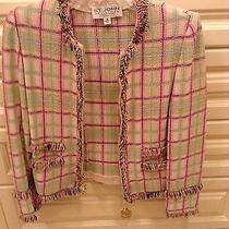 Ladies Knit Jacket Photo